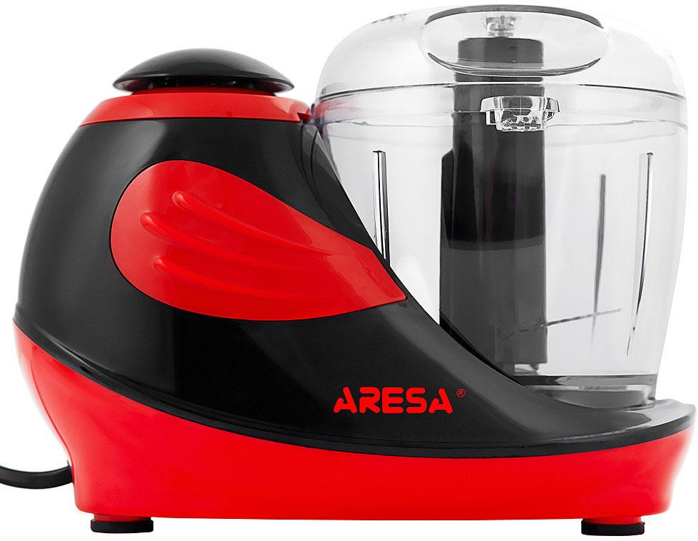 Кухонный комбайн Aresa, AR-1704, красный, черный ARESA