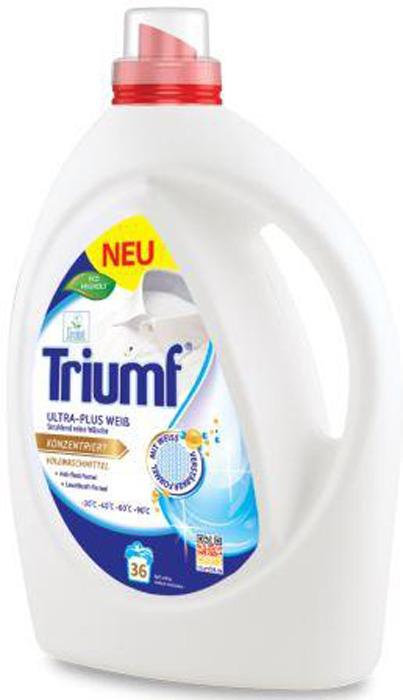 Эко-гель для стирки белого белья Triumf White, 2 л