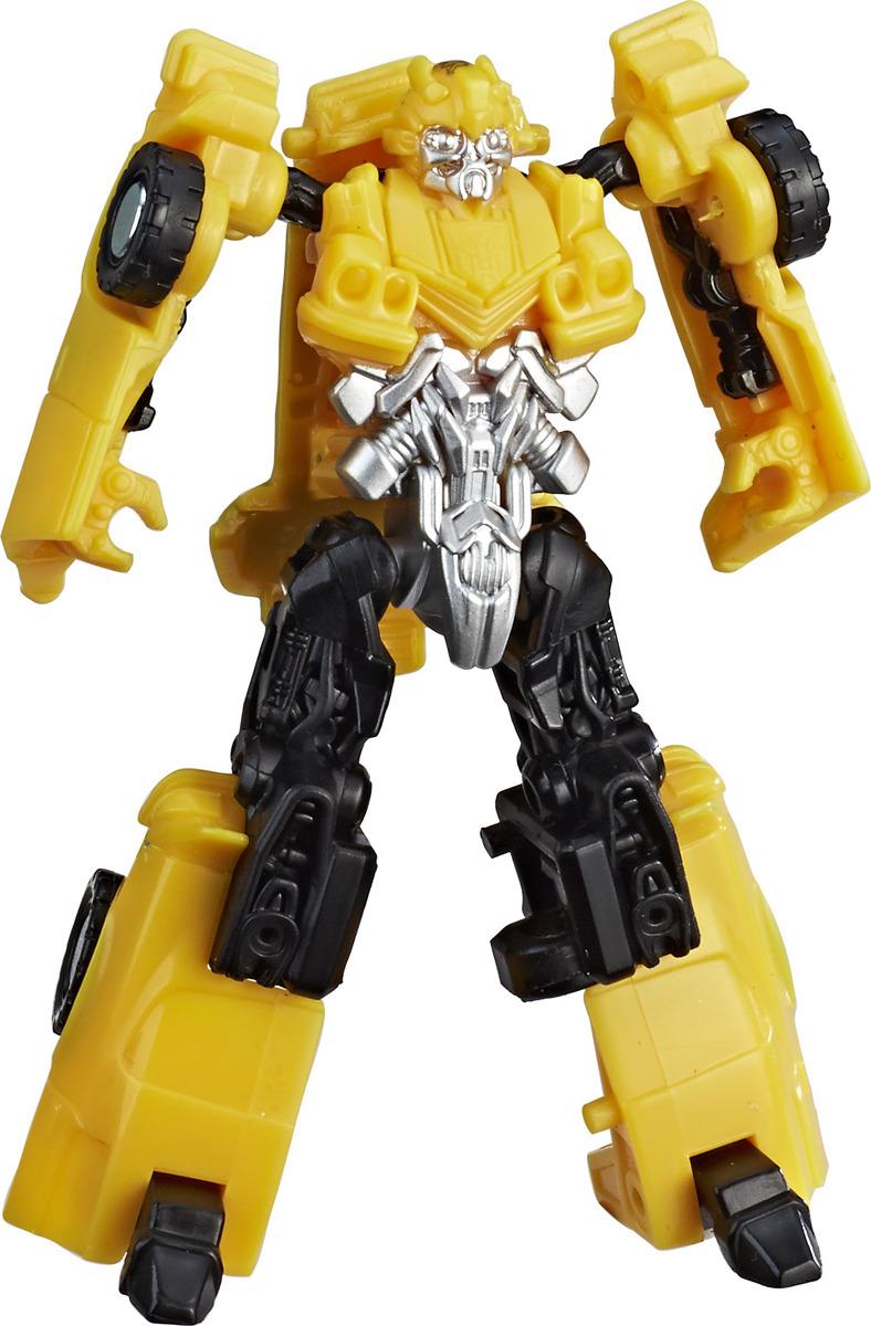 Трансформер Transformers Energon Igniters Bumblebee, E0691_E0760ES0 автомобиль dickie трансформер bumblebee желтый 3113000