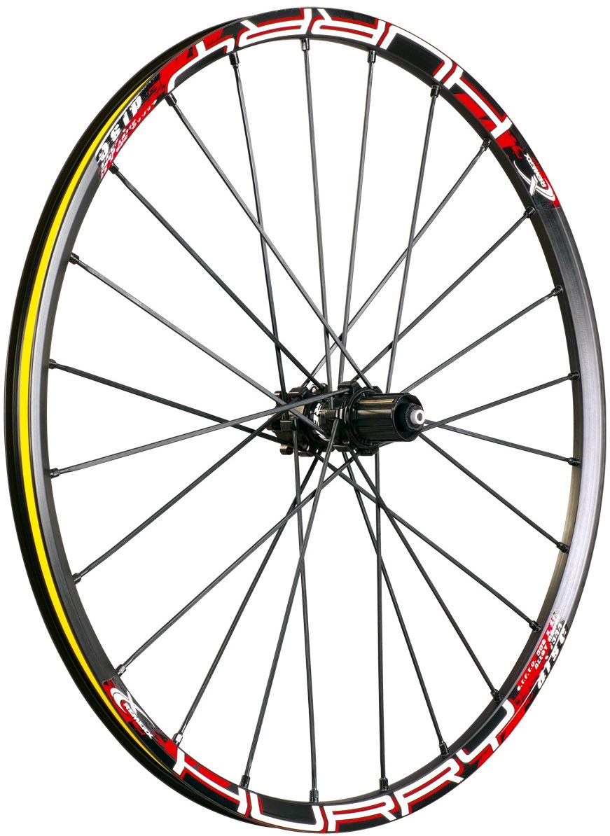 Комплект колес Remerx 26, HURRY AL, 559x21, обод двойной, 24 спицы