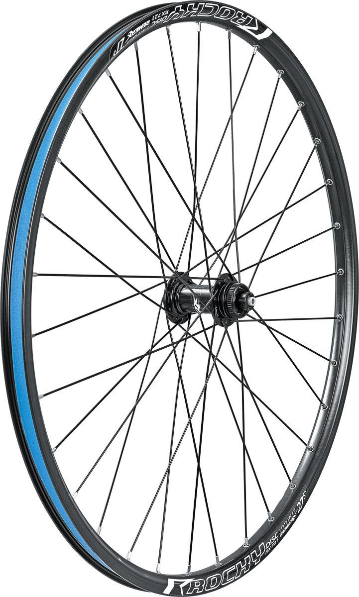 Комплект колес Remerx Rocky Disc  29 (622x21), обод двойной, 32 спицы, под эксцентрик, под диск