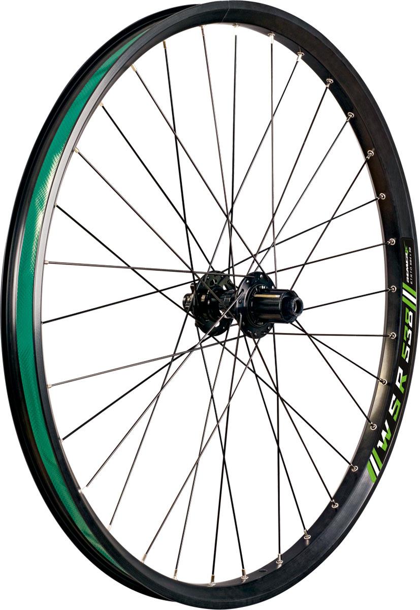 Комплект колес Remerx 27,5 WSR 538, для FAT BIKE, 584x38, обод двойной, 32 спицы