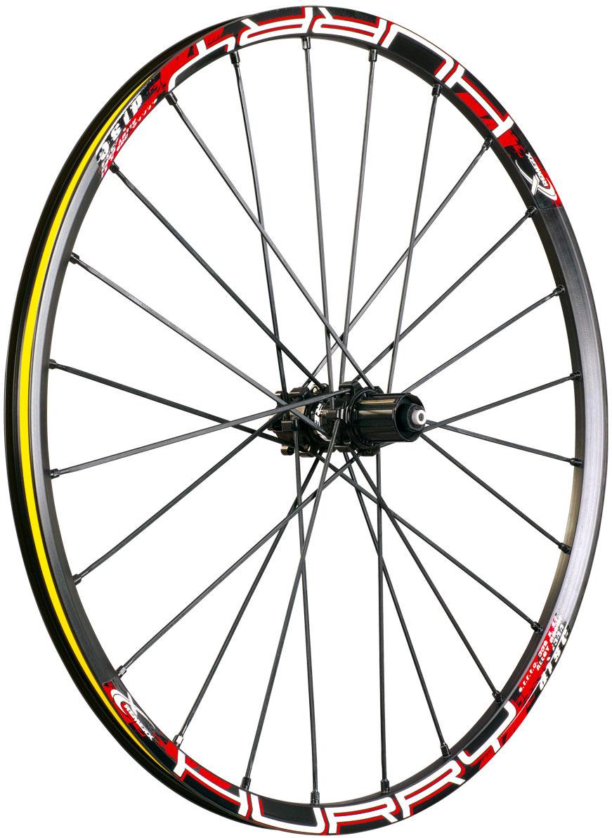 Комплект колес Remerx 27,5 HURRY AL, 584x21, обод двойной, 24 спицы обод 28 remerx 622х22 15 мм белый 5 381042