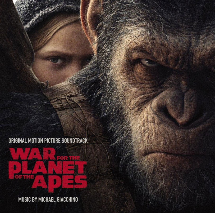 War For The Planet Of The Apes (2 LP)