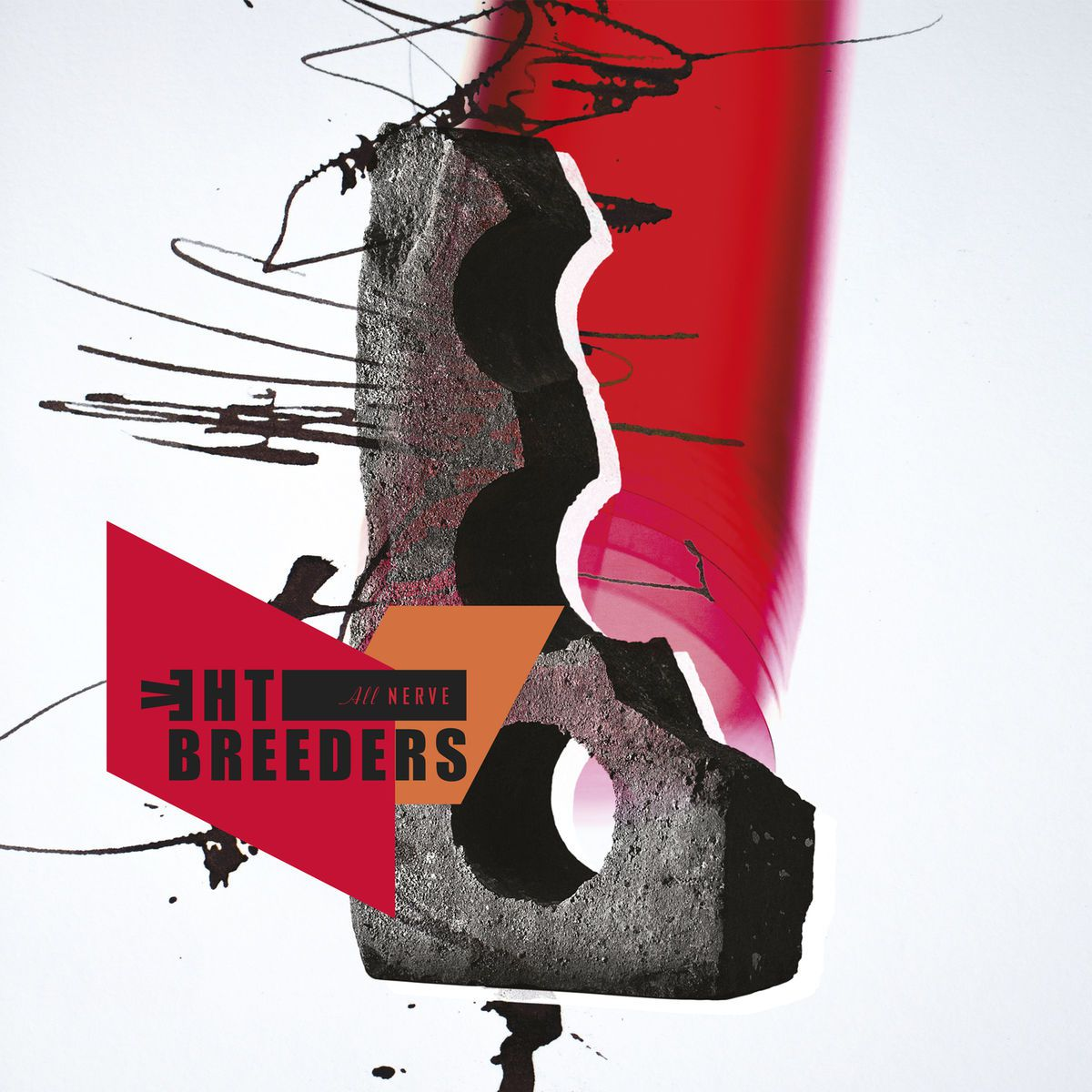 The Breeders The Breeders. All Nerve (LP) ulnar nerve entrapment at the elbow
