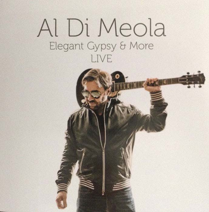Эл Ди Меола Al Di Meola. Elegant Gypsy & More al di meola al di meola opus 2 lp