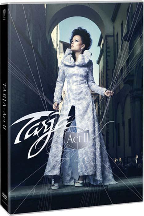 лучшая цена Tarja Tarja. Act II (2DVD)