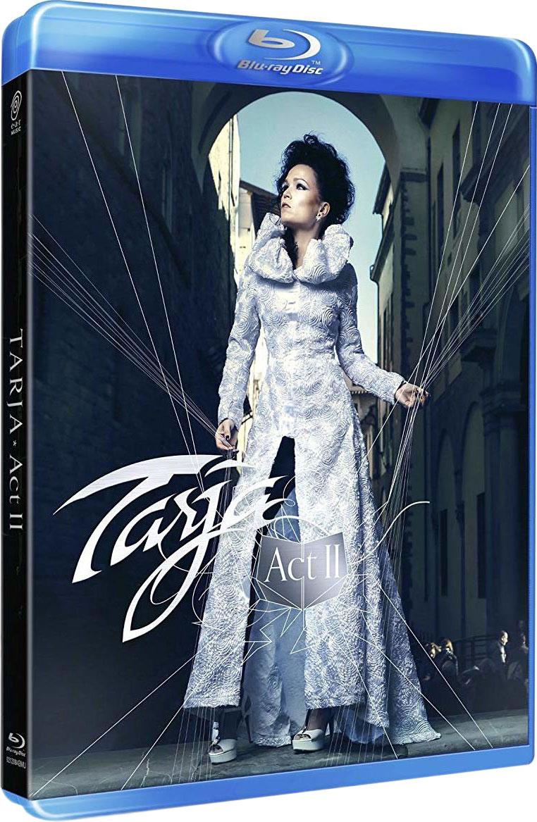 лучшая цена Tarja Tarja. Act II (Blu-Ray)
