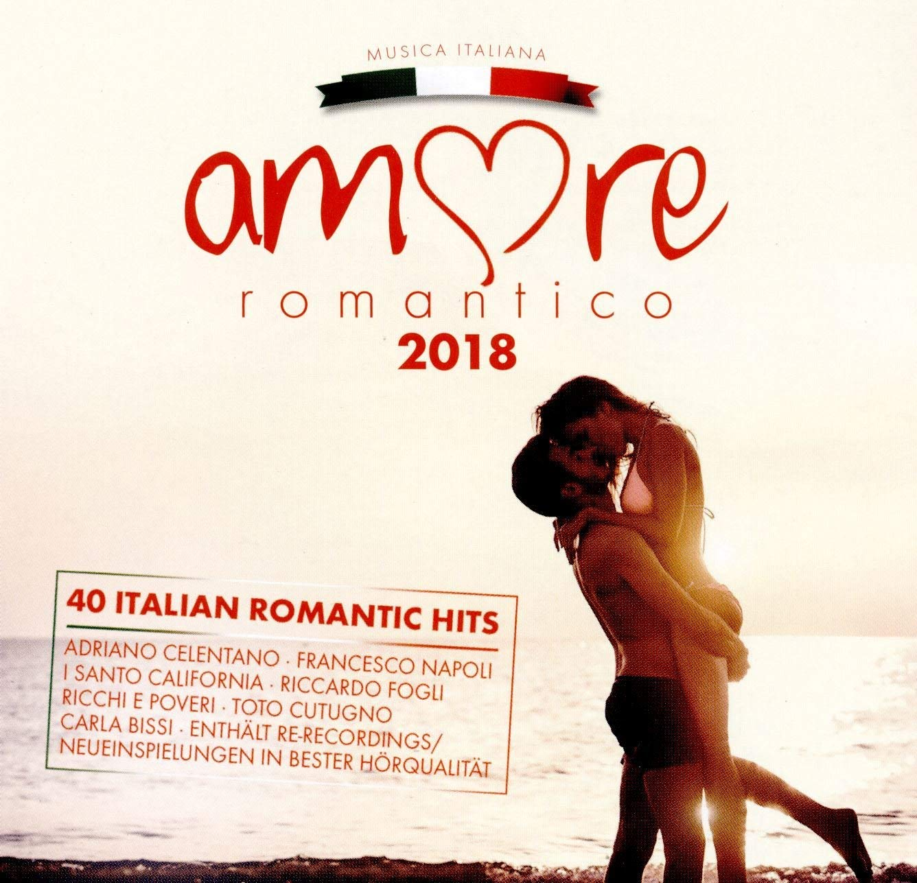 Amore Romantico 2018 (2 CD) цена