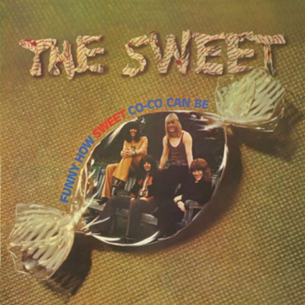 Фото - Sweet The Sweet. Funny How Sweet Co-Co Can Be: Expanded Edition (2 CD) cd led zeppelin ii deluxe edition