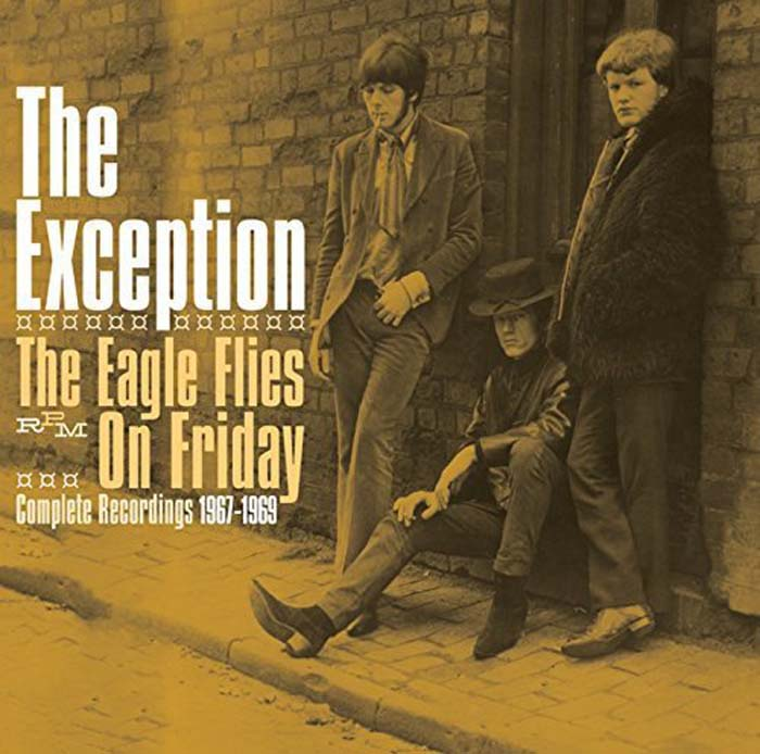 лучшая цена The Exception. The Eagle Flies On Friday: Complete Recordings 1967-1969