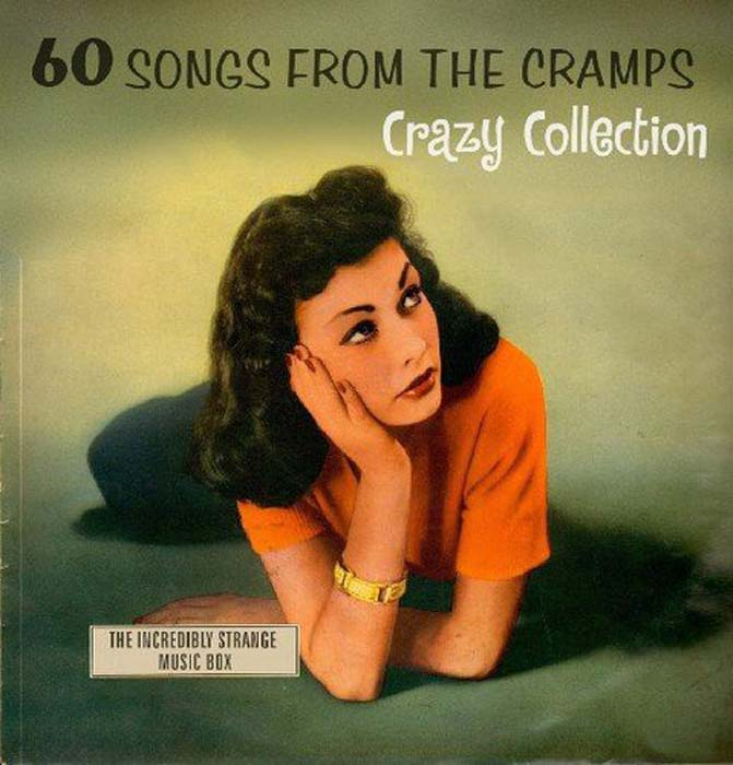 60 Songs from the Cramps. Crazy Collection (2 CD) cd sting songs from the labyrinth