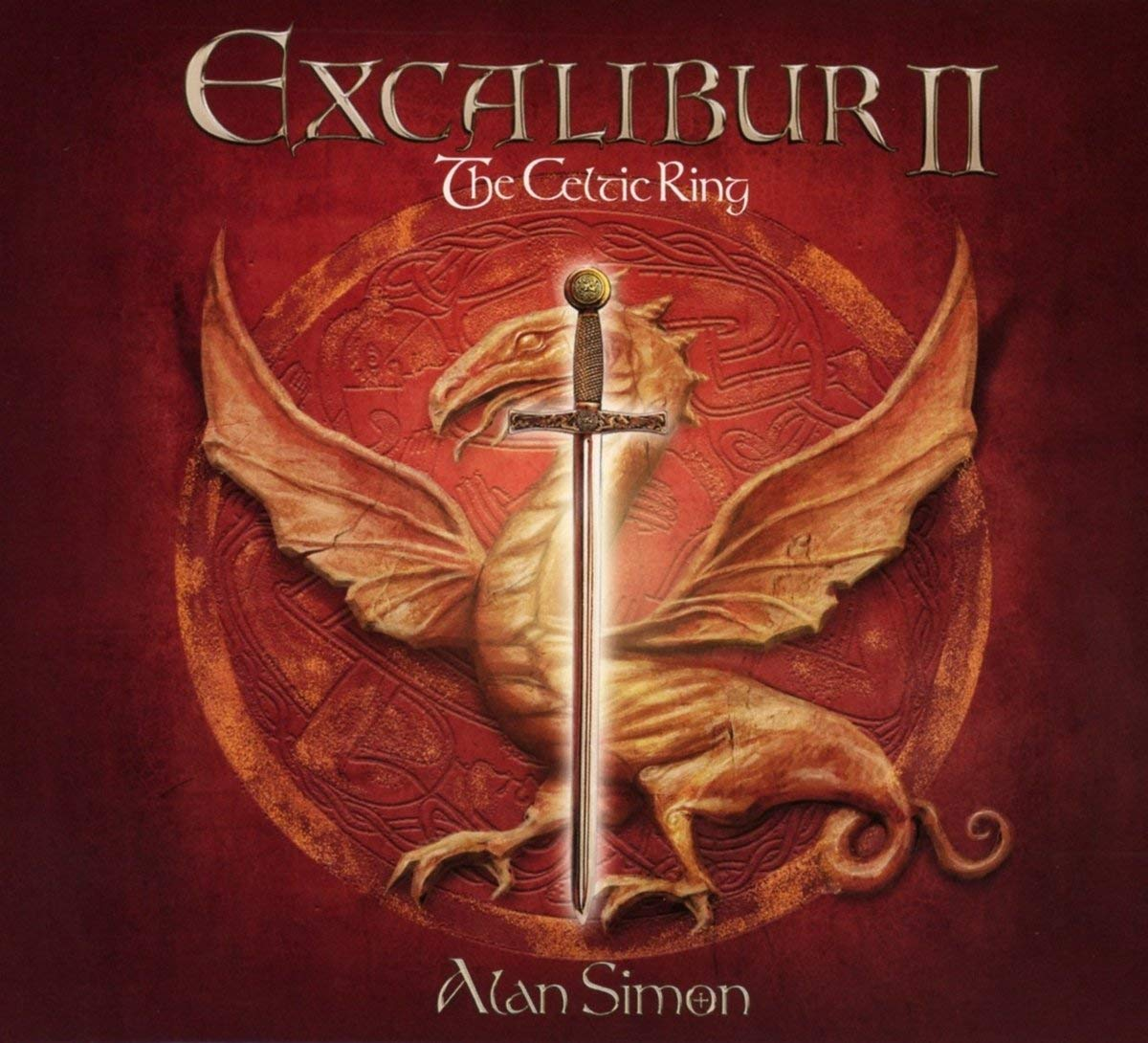 Alan Simon. Excalibur II. The Celtic Ring
