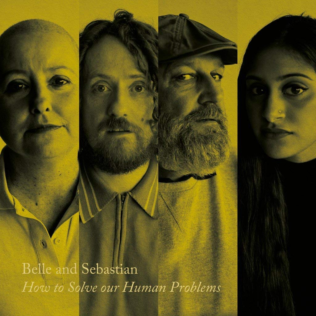 Belle & Sebastian Belle & Sebastian. How To Solve Our Human Problems. Part 2 (LP) maniates belle kanaris david dunne