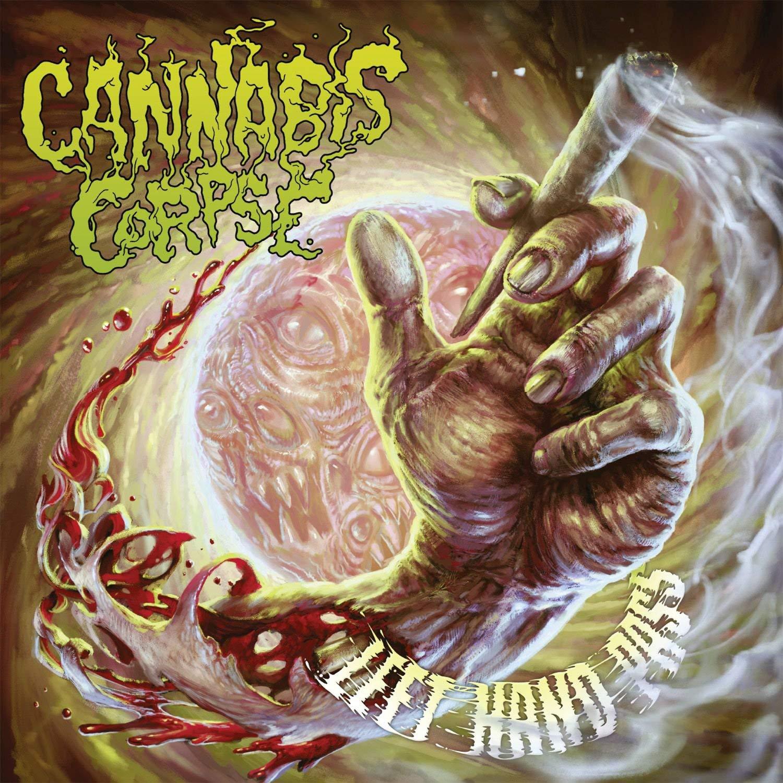 Cannabis Corpse Cannabis Corpse. Left Hand Pass женские духи cannabis pheromone woman