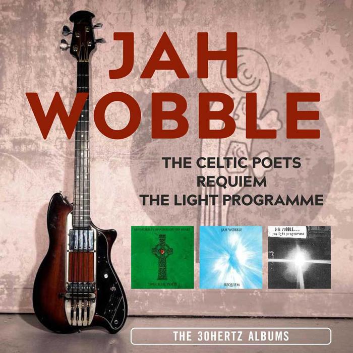 Jah Wobble. The Celtic Poets. Requiem. The Light Programme:The 30 Hertz Albums (3CD) цена и фото