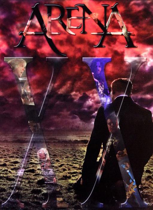 Arena Arena. XX (DVD) m l bladd arena