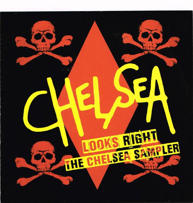 Chelsea Chelsea. Looks Right. The Chelsea Sampler chelsea frank daniel chelsea