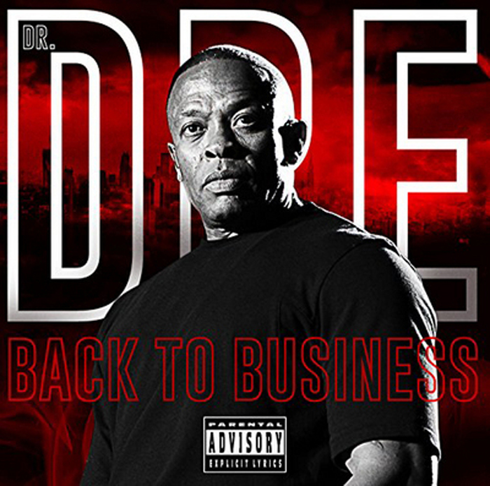 Dr Dre Dr Dre. Back To Business dr dre dr dre 2001 2 lp 180 gr