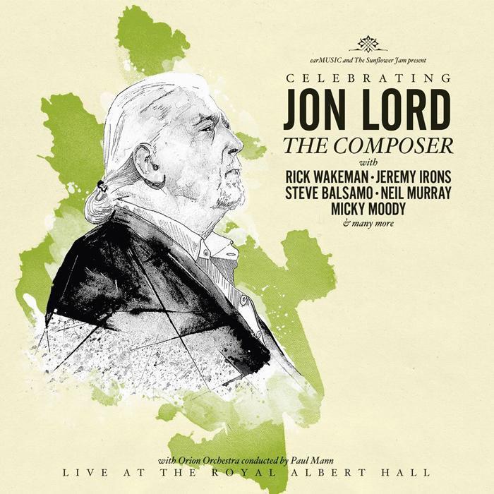 Jon Lord, Deep Purple & Friends. Celebrating Lord: The Composer (2LP+BLU-RAY)