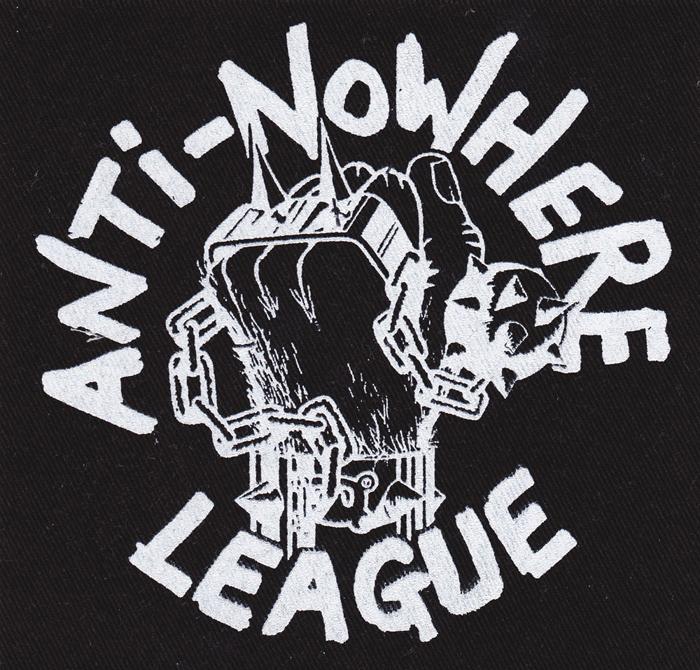 Anti Nowhere League Anti-Nowhere League. The Albums 1981-87 (4 CD)