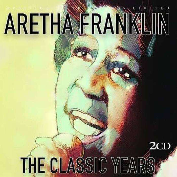 Арета Фрэнклин Aretha Franklin. The Classic Years (2 CD) cd aretha franklin sings the great diva classics