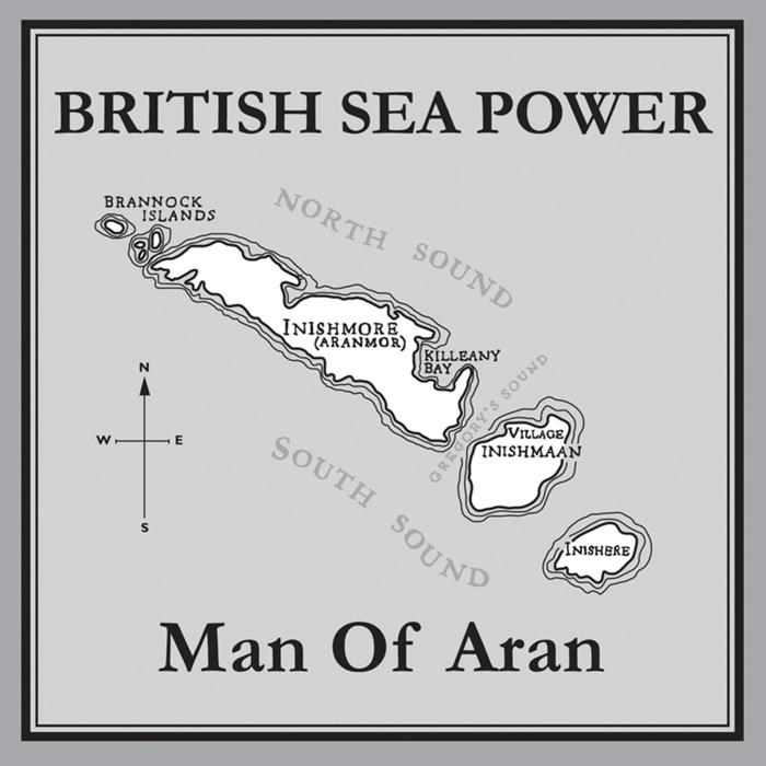 British Sea Power British Sea Power. Man Of Aran (CD + DVD) sandpiper crumb i little sea man white p 28 height 86 92 cm 4090464