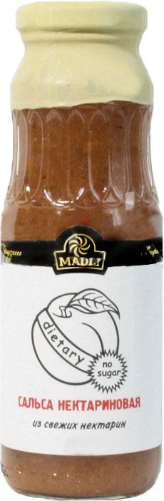 Соус сладко-ароматный Сальса нектариновая Dietary Madli, 270 г цена