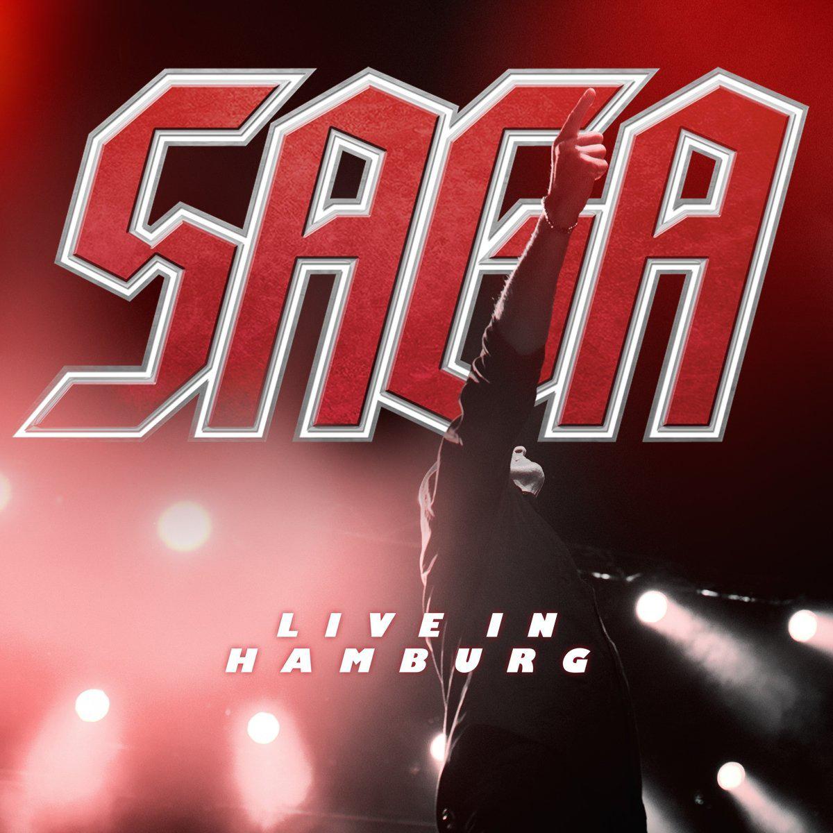 Saga Saga. Live In Hamburg (2LP) saga saga steel umbrellas