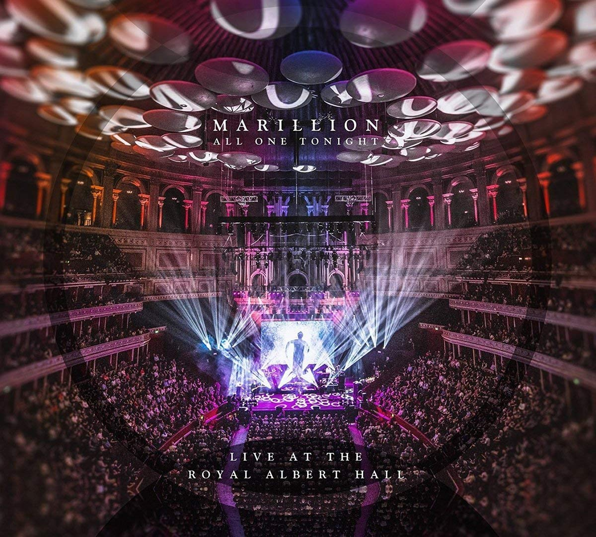 Marillion Marillion. All One Tonight. Live At The Royal Albert Hall (4 LP) marillion marillion marillion best live 4 lp