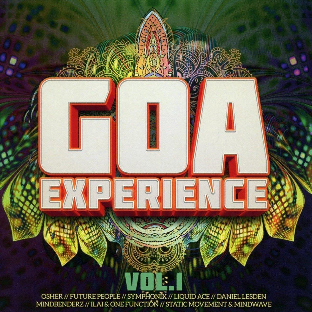 Various Artists. Goa Experience Vol. 1 (2 CD) hit dance vol 1 2 cd