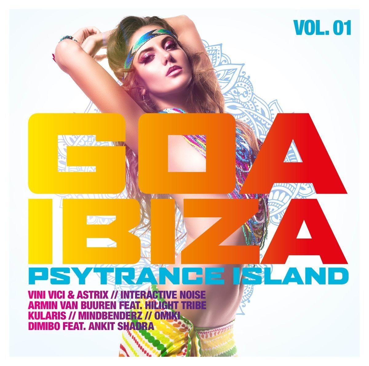 Various Artists. Goa Ibiza Vol.1 (2 CD) hit dance vol 1 2 cd