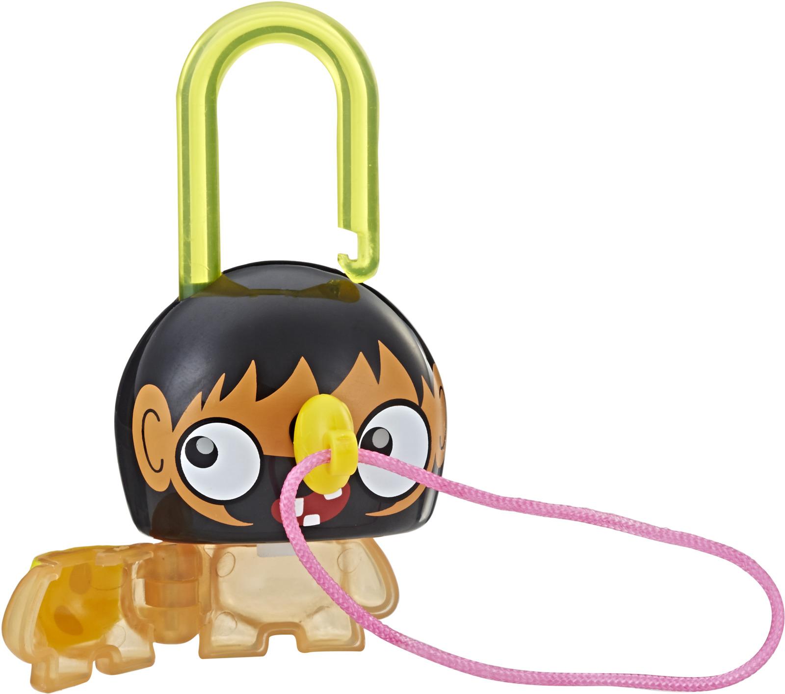 Игровой набор Lock Stars Замочки с секретом Дикарь бэмби бэмби бизиборд замочки деревенский двор