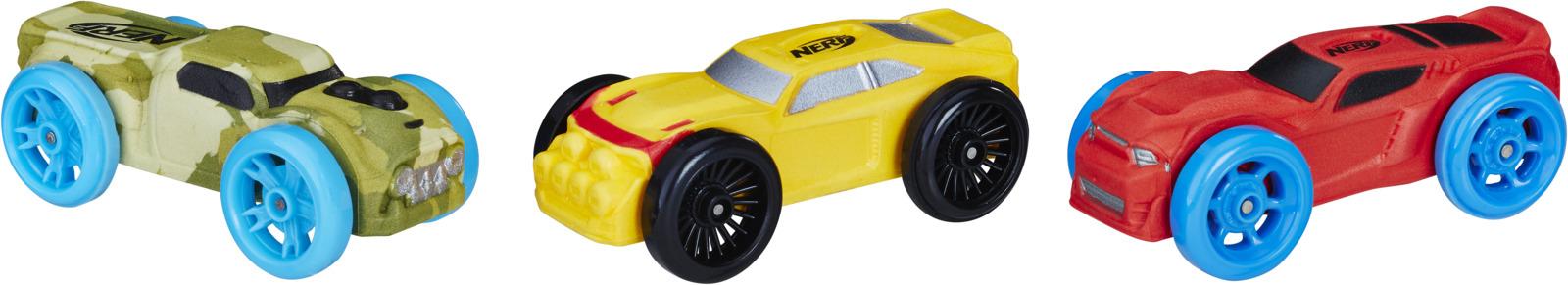 """Машинка Nerf """"Nitro"""", 3 шт. C0774EU41_Е1235"""