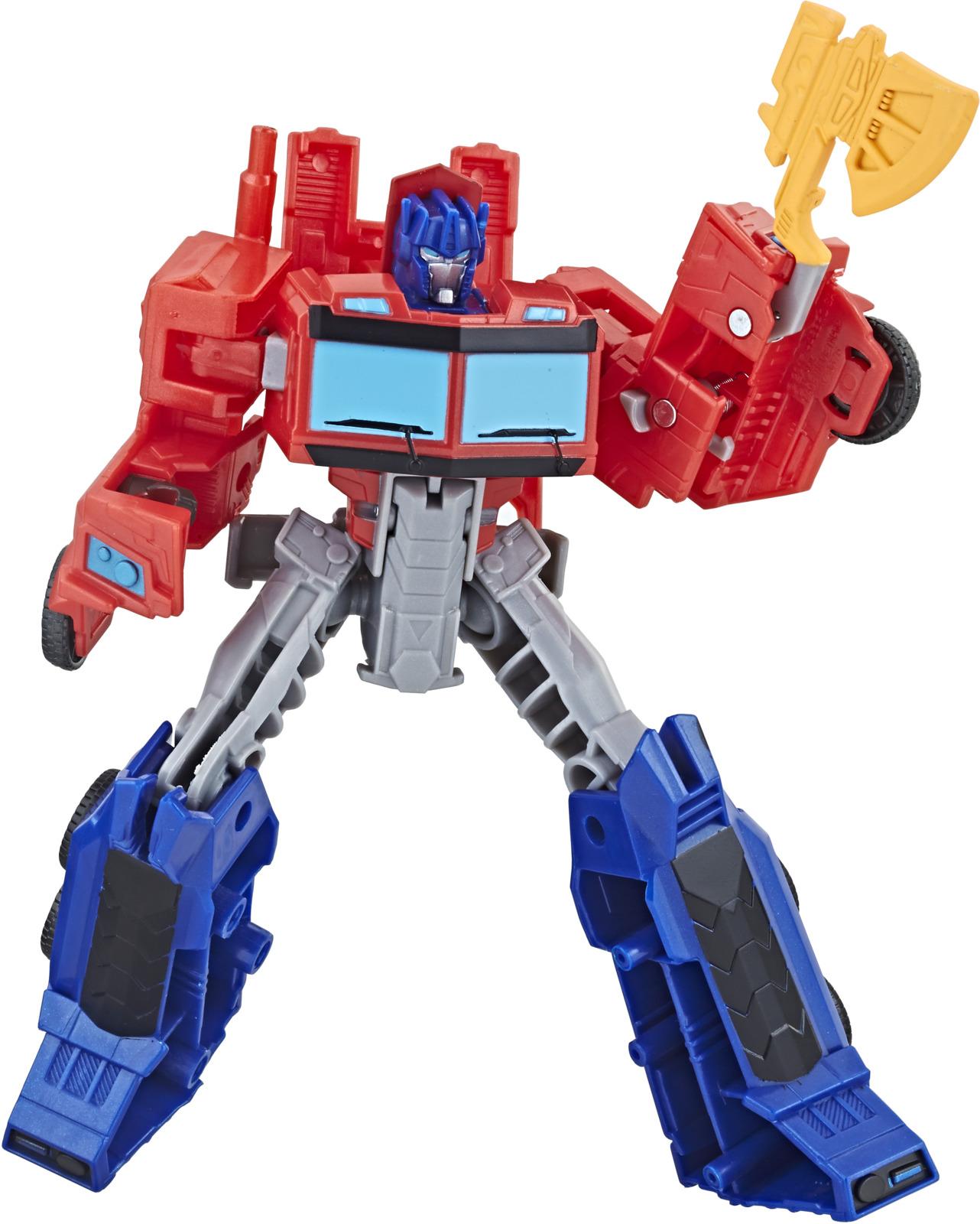 Transformers Игрушкатрансформер Кибервселенная 14 см