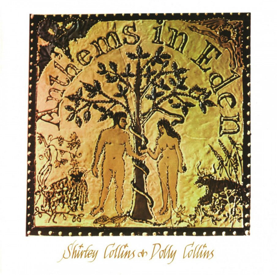 Ширли Коллинс,Долли Коллинз Shirley Collins & Dolly Collins. Anthems In Eden (LP) dolly neurotoxins in neurochemistry