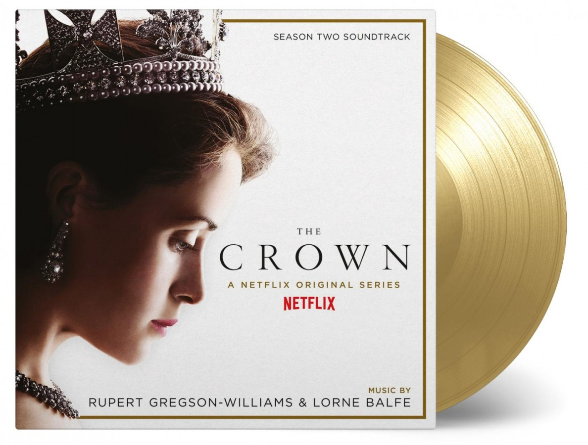 The Crown. Season 2 (2 LP) svart crown svart crown abreaction lp cd