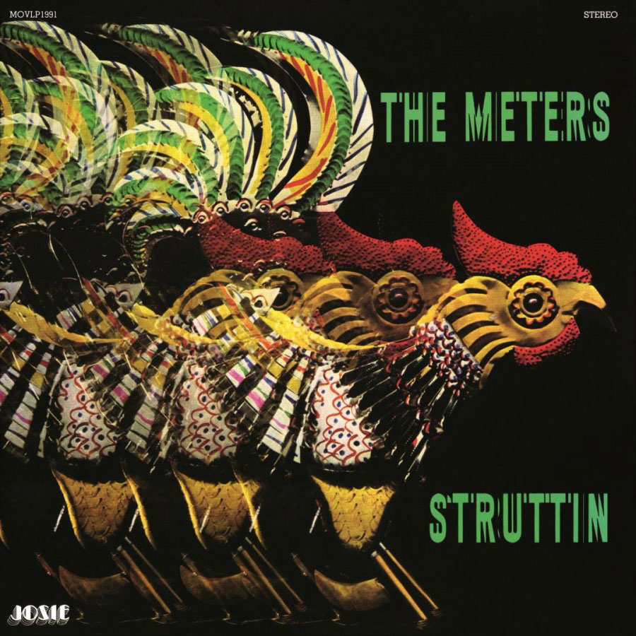 The Meters The Meters. Struttin (LP)