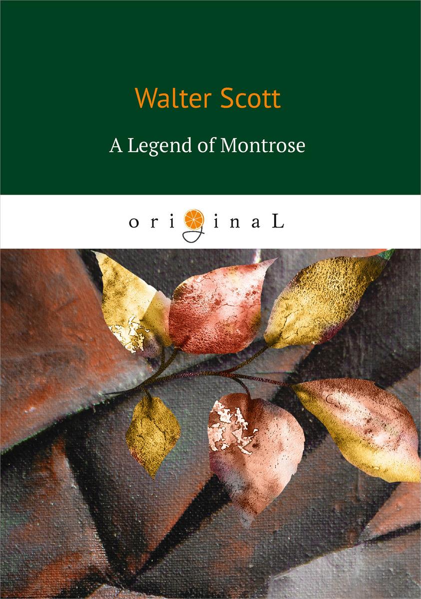 Walter Scott A Legend of Montrose montrose montrose montrose 2 lp 180 gr