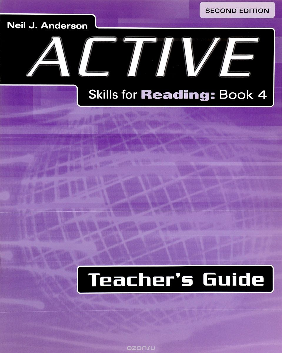 Active Skills for Reading: Book 4: Teacher's Guide penguin active reading level 3 pearl book