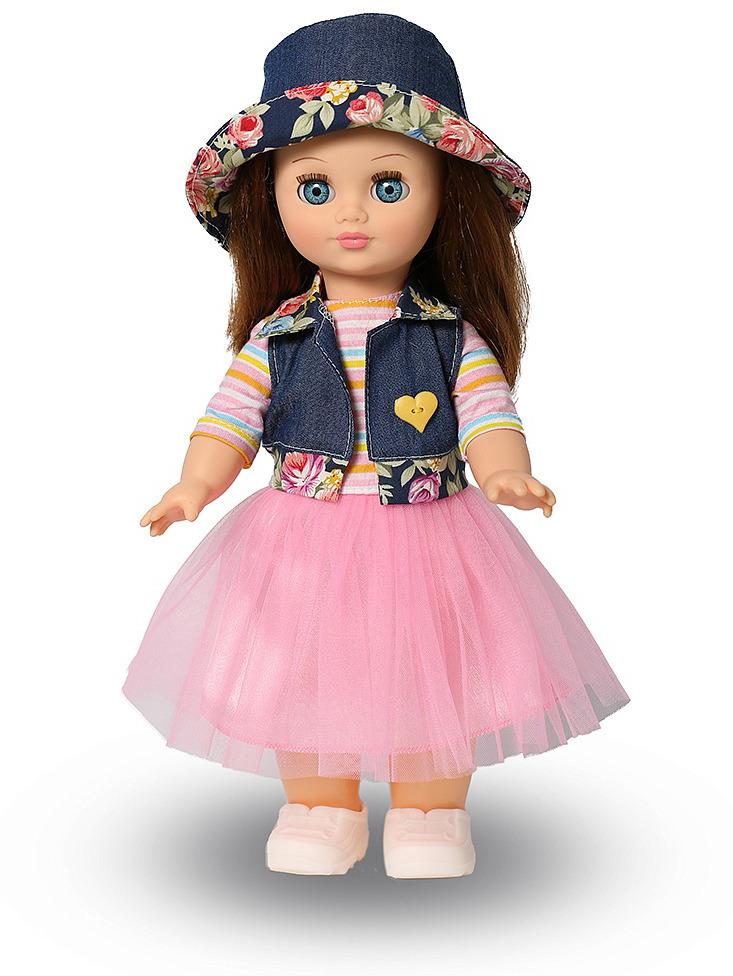 Кукла Весна Олеся 9, озвученная, 35 см весна весна кукла интерактивная милана 20 озвученная 70 см