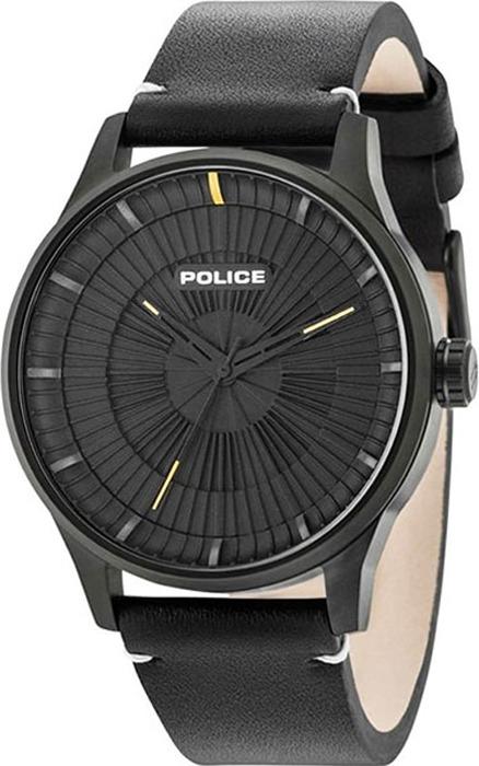 Наручные часы мужские Police, цвет: черный. PL.15038JSB/02 все цены
