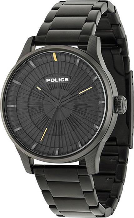 Наручные часы мужские Police, цвет: черный. PL.15038JSB/02M все цены