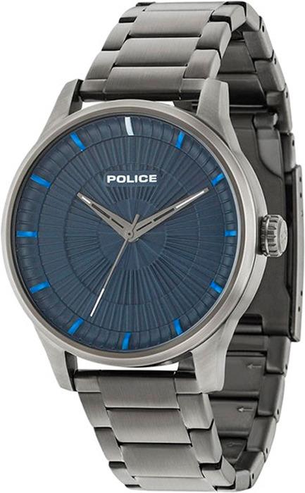 Наручные часы мужские Police, цвет: темно-серый. PL.15038JSU/03 все цены