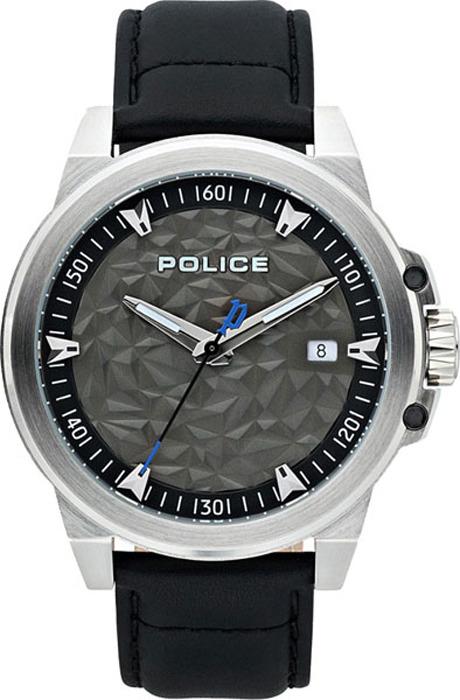 Наручные часы мужские Police, цвет: черный. PL.15398JS/04 все цены