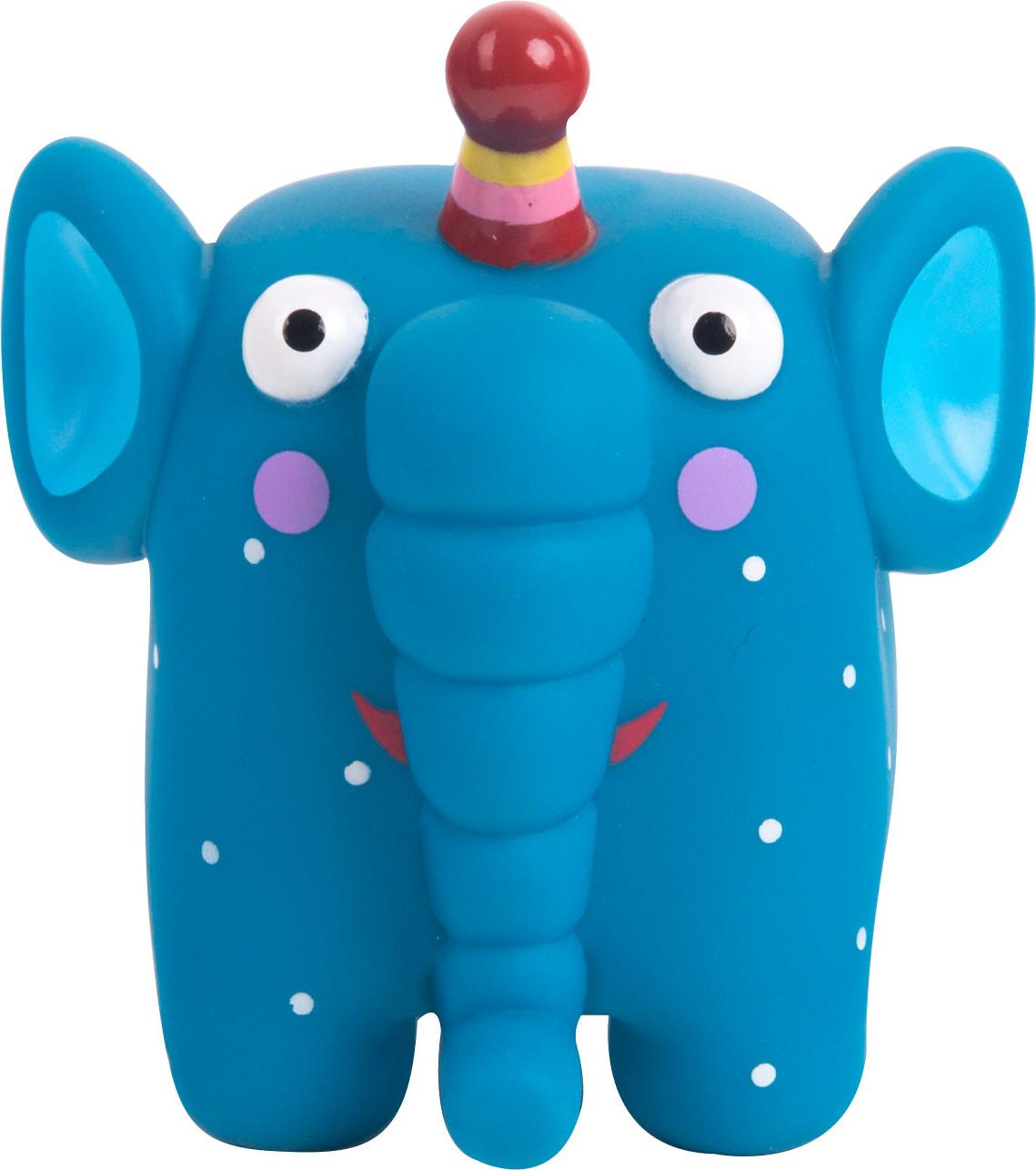Игрушка для ванной Деревяшки Слон Ду-Ду каталка деревяшки слон ду ду синий
