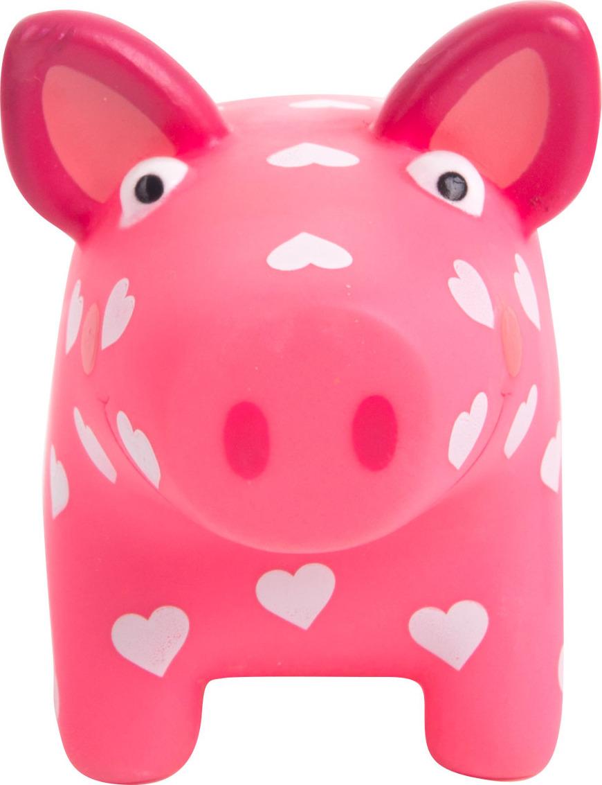 Игрушка для ванной Деревяшки Поросенок Хрю игрушка для ванной пома игрушка с пищалкой бычок 1 шт 12 3519