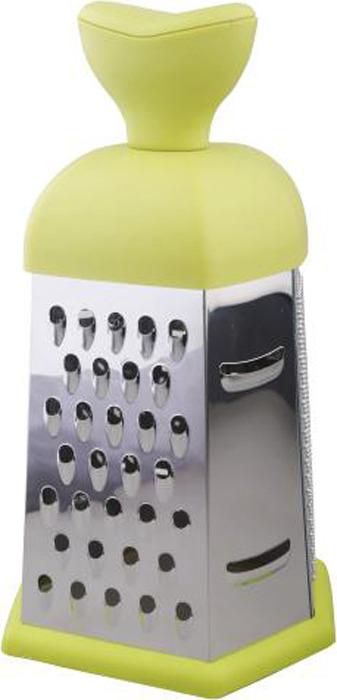 Терка Bekker Dome, цвет: серебристый, салатовый. BK-7715