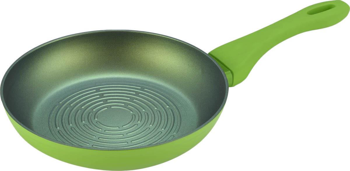 Сковорода Bekker Intense, с антипригарным покрытием. Диаметр 22 см. BK-7806