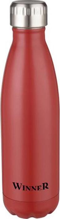 Термос Winner Peace, цвет: красный, 0,5 л. WR-8215 цена и фото